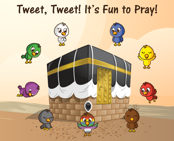 Book Release: Tweet Tweet – It's Fun to Pray