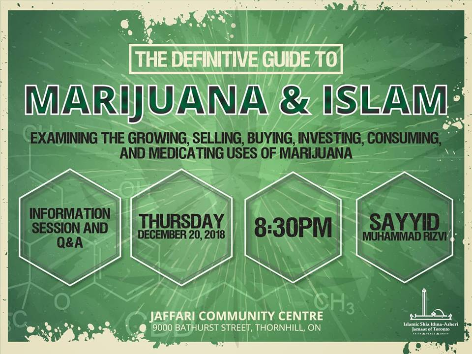 The Definitive Guide to Marijuana & Islam