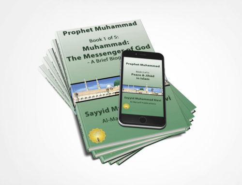 Book Release: 5 Part Series on Prophet Muhammad (Free)